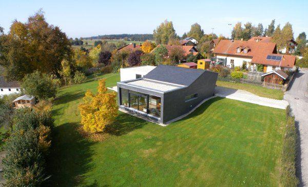 La maison casa schierle en allemagne moderne house - La maison ah au bresil par le studio guilherme torres ...