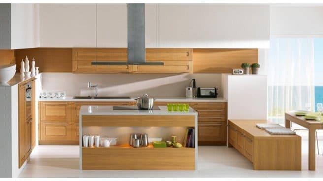 Ilot de cuisine 9 conseils pour rendre un lot de cuisine design et fonctionnel - Creer un ilot central ...
