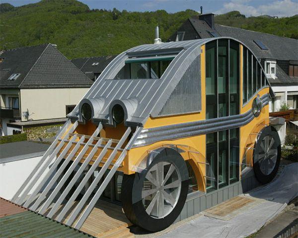 La résidence Voglreiter Auto2