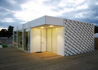 10 salons am nag s autour de la chemin e moderne house - La maison ysy par le studio auau ...