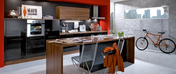 creer son ilot de cuisine ilotcentral 10 ides dco de cuisine style industriel si vous. Black Bedroom Furniture Sets. Home Design Ideas