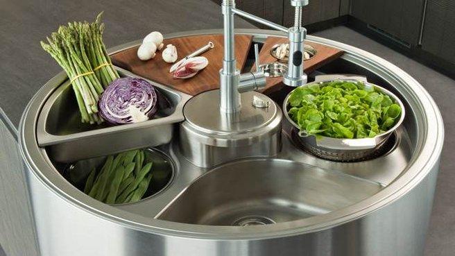 Ilot de cuisine 9 conseils pour rendre un lot de cuisine for Cuisine ilot central rond