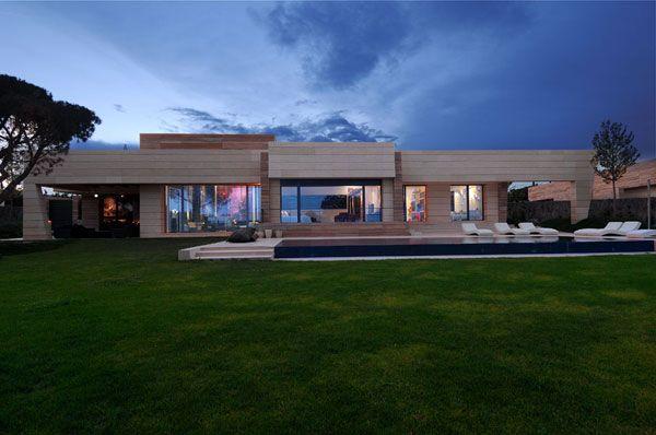 Maison A-cero (vue extérieure 3)