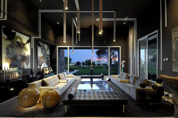 Maison A-cero (vue intérieure 2)
