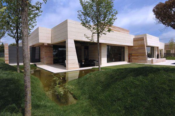 Maison A-cero (vue extérieure 5)
