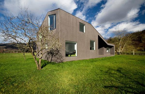 Le top des maisons modernes villas de r ve et maisons design - Maison davis miller hull partnership ...