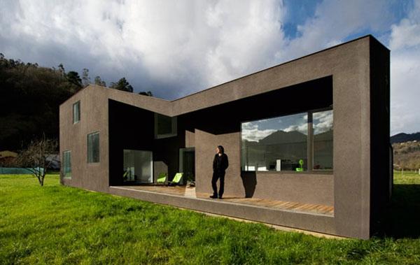 Espagne: la maison Candela par Zigzag Arquitectura
