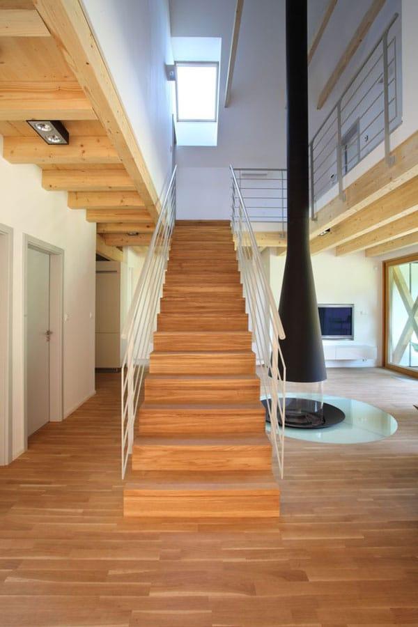 R publique tch que une maison moderne en bois par prodesi for Maison en bois moderne