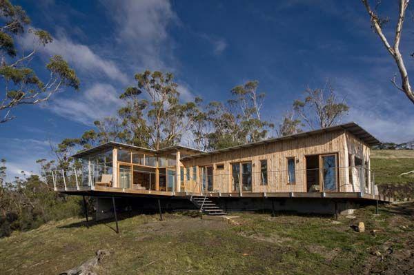 Maison White/Perrin (vue extérieure 4)