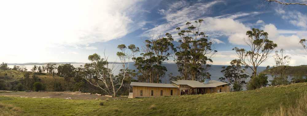 Maison White/Perrin (vue extérieure 3)