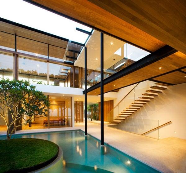 La résidence Fish House11