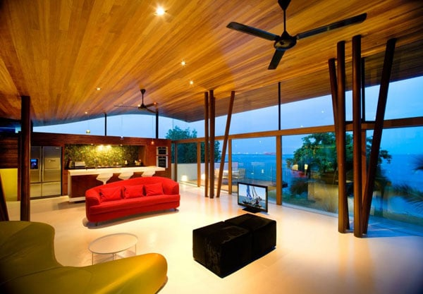La résidence Fish House13