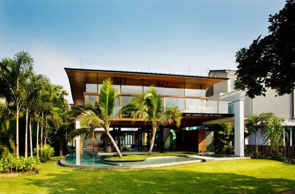 La résidence Fish House5
