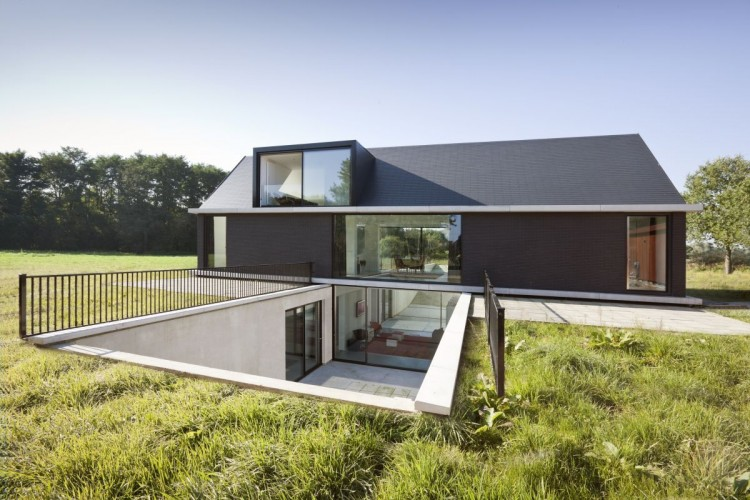 Villa Geldrop par Hofman Dujardin 3