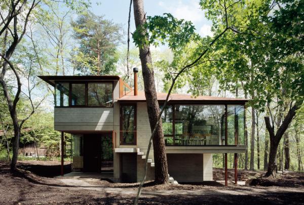 Bien-aimé Japon: la Villa K contemporaine dans les collines de Nagano OT34