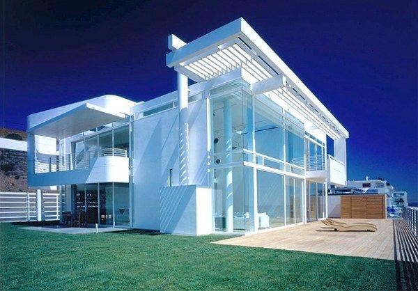 Etats unis une sublime maison ultra design en californie - La maison rincon bates aux etats unis ...