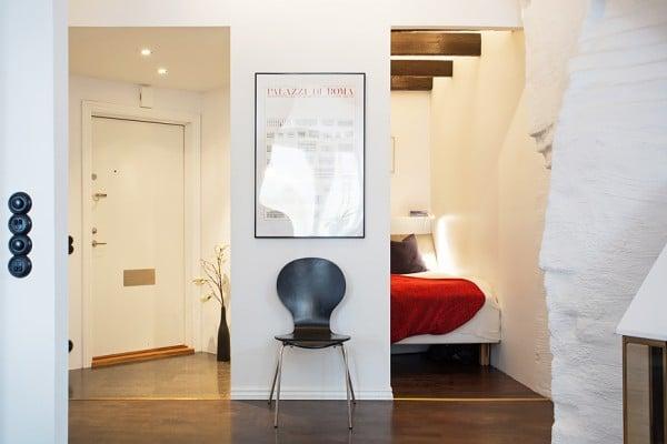Appartement mansardé en Suède 17