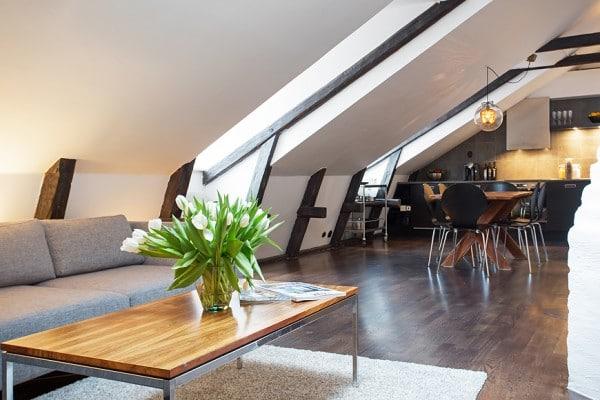 Appartement mansardé en Suède 8