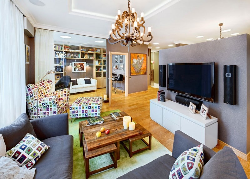 Appartement avec terrasse de Kiev 6