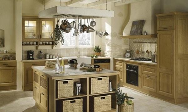 Autre espace de stockage dans la cuisine