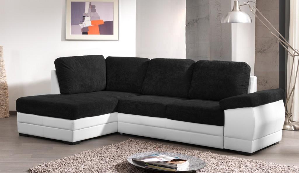Le canap d 39 angle fantasia de chez sofactory moderne - Ne jetez plus vos clic clacs changez leurs housses ...