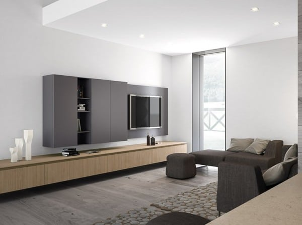 comment cr er un style minimaliste dans une maison familiale 4 conseils pratiques. Black Bedroom Furniture Sets. Home Design Ideas