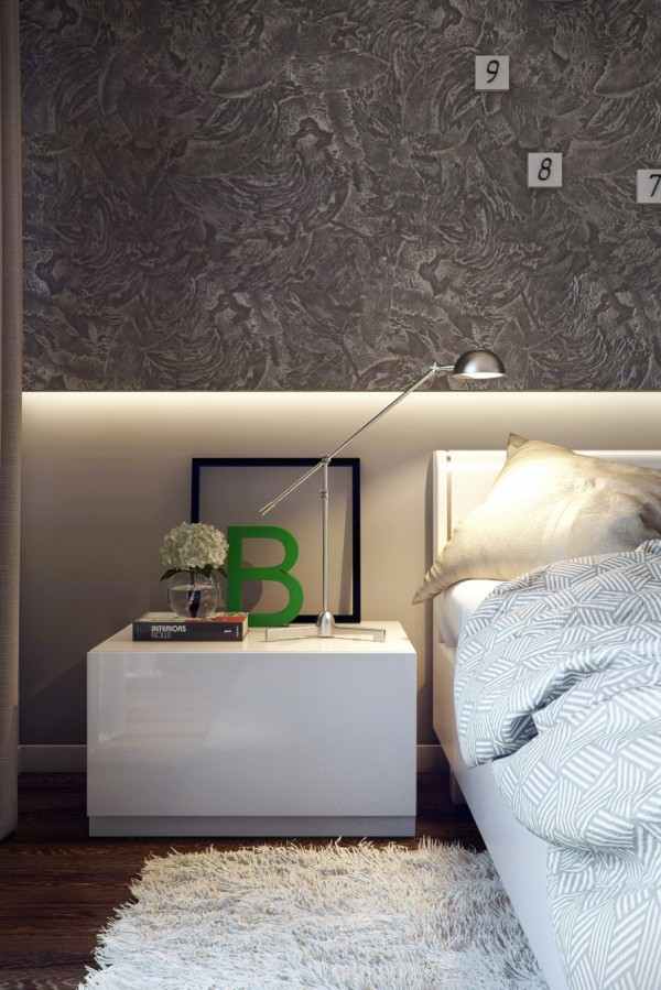 Éblouissants designs de chambre 13