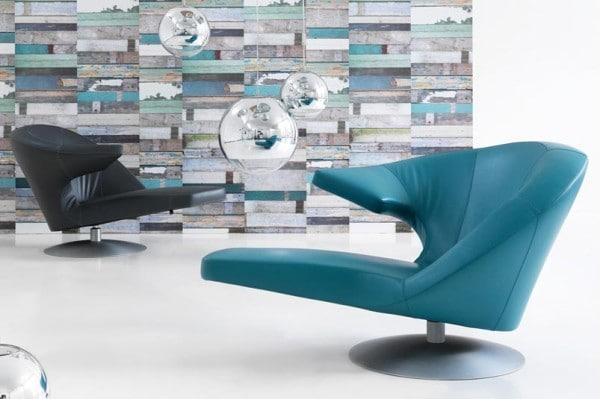Le fauteuil Parabolica 1