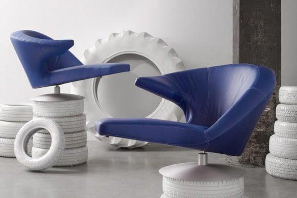 Le fauteuil Parabolica 2