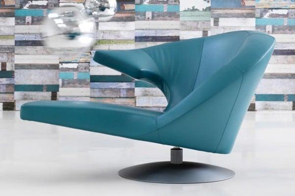 Le fauteuil Parabolica 4