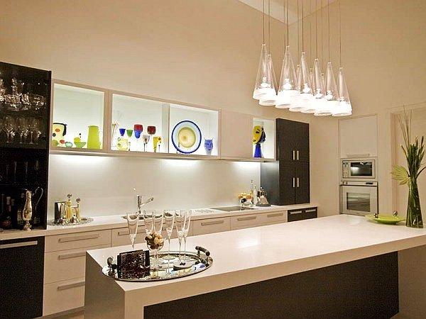 Idées d'éclairages de cuisine 2