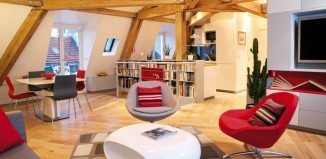 Le loft des Innocents à Paris 9