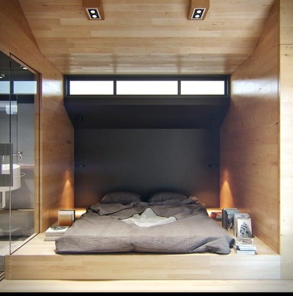Petit appartement avec espaces de rangements 1