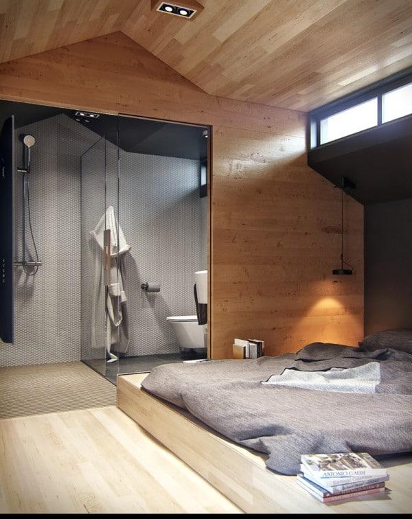 Petit appartement avec espaces de rangements 2