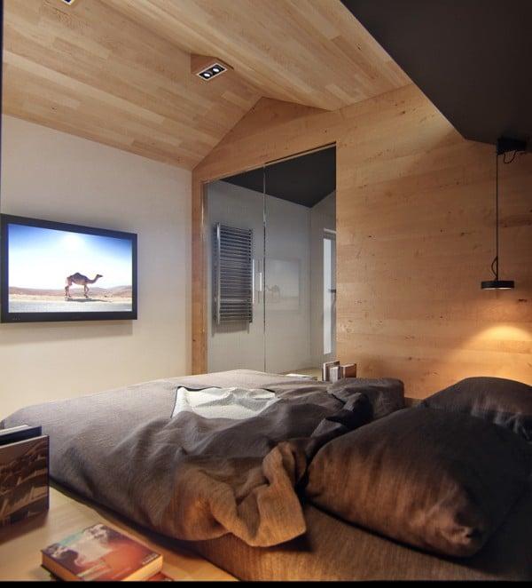 Petit appartement avec espaces de rangements 3