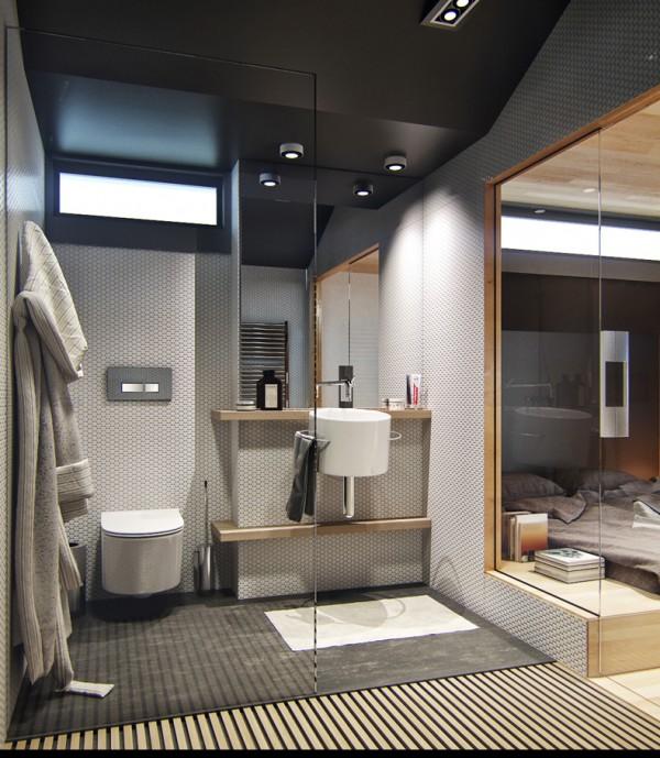 Petit appartement avec espaces de rangements 4