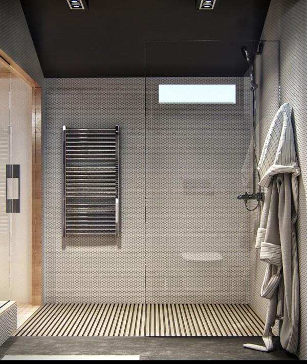 Petit appartement avec espaces de rangements 5