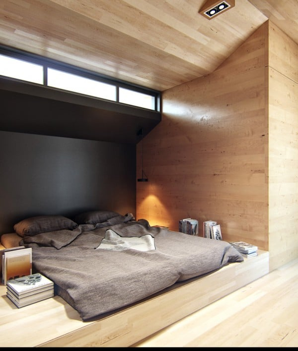 Petit appartement avec espaces de rangements 6