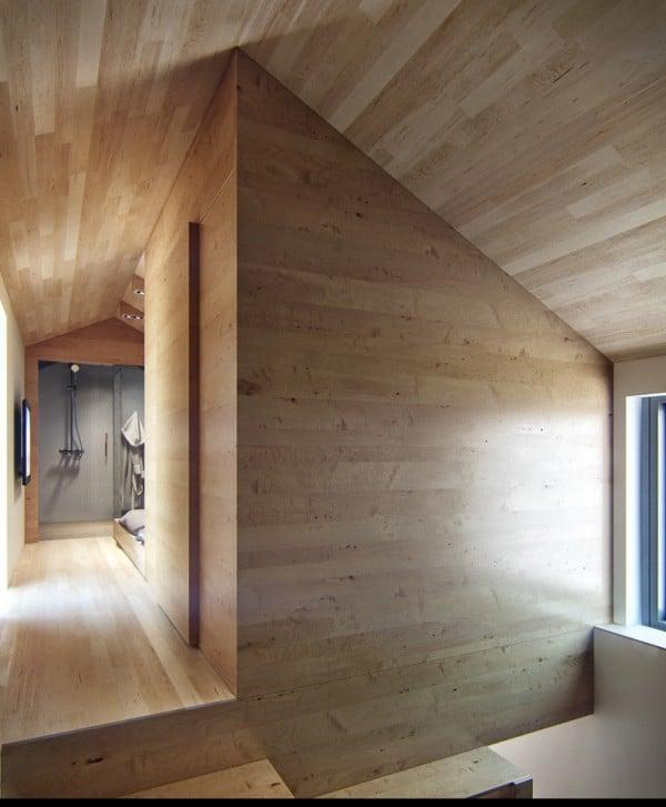 Petit appartement avec espaces de rangements 7