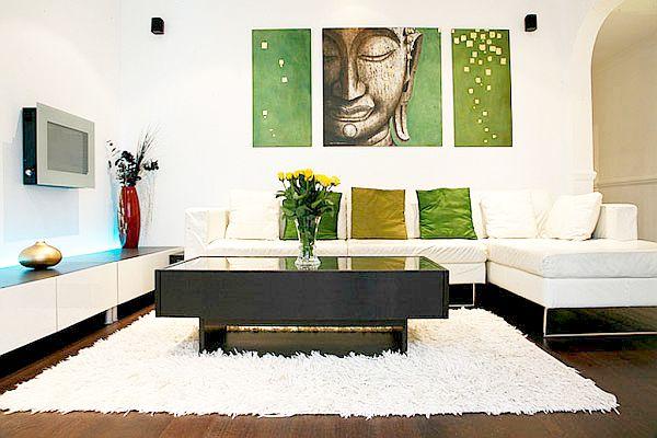 4 astuces pour cr er un salon plus grand - 4 astuces pour decorer un grand salon ...