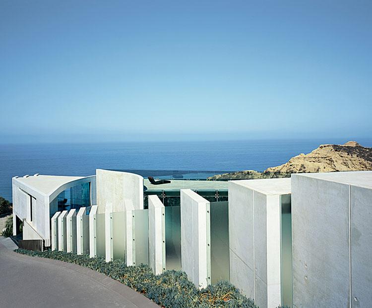 "La résidence ""Rasoir"" en Californie 1"