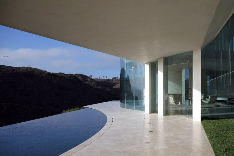 "La résidence ""Rasoir"" en Californie 11"