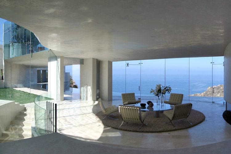 "La résidence ""Rasoir"" en Californie 14"