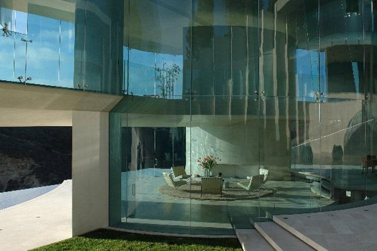 "La résidence ""Rasoir"" en Californie 15"