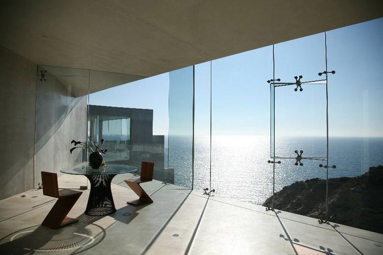 "La résidence ""Rasoir"" en Californie 17"