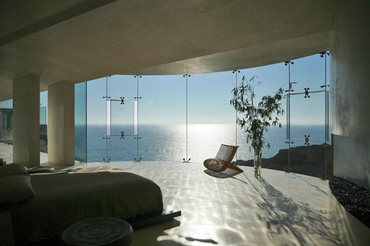 "La résidence ""Rasoir"" en Californie 19"