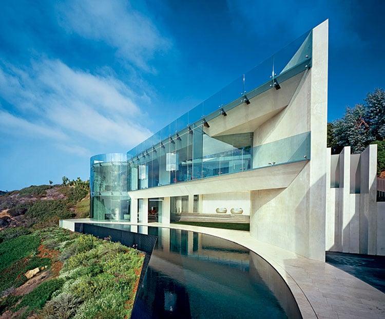 "La résidence ""Rasoir"" en Californie 7"