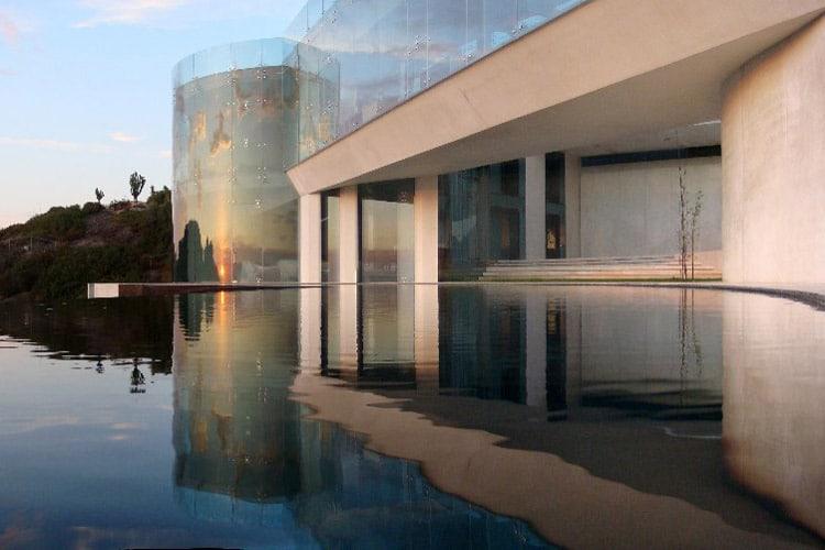"La résidence ""Rasoir"" en Californie 9"