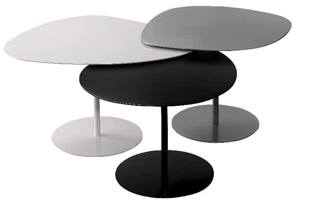 Set de 3 tables basses Made In Design