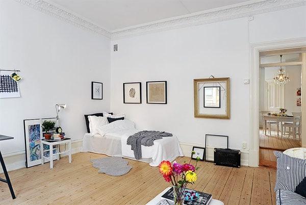 Appartement avec une touche féminine 16